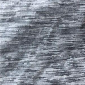 lululemon athletica Tops - Lulu lemon power y tank grey striped size 6
